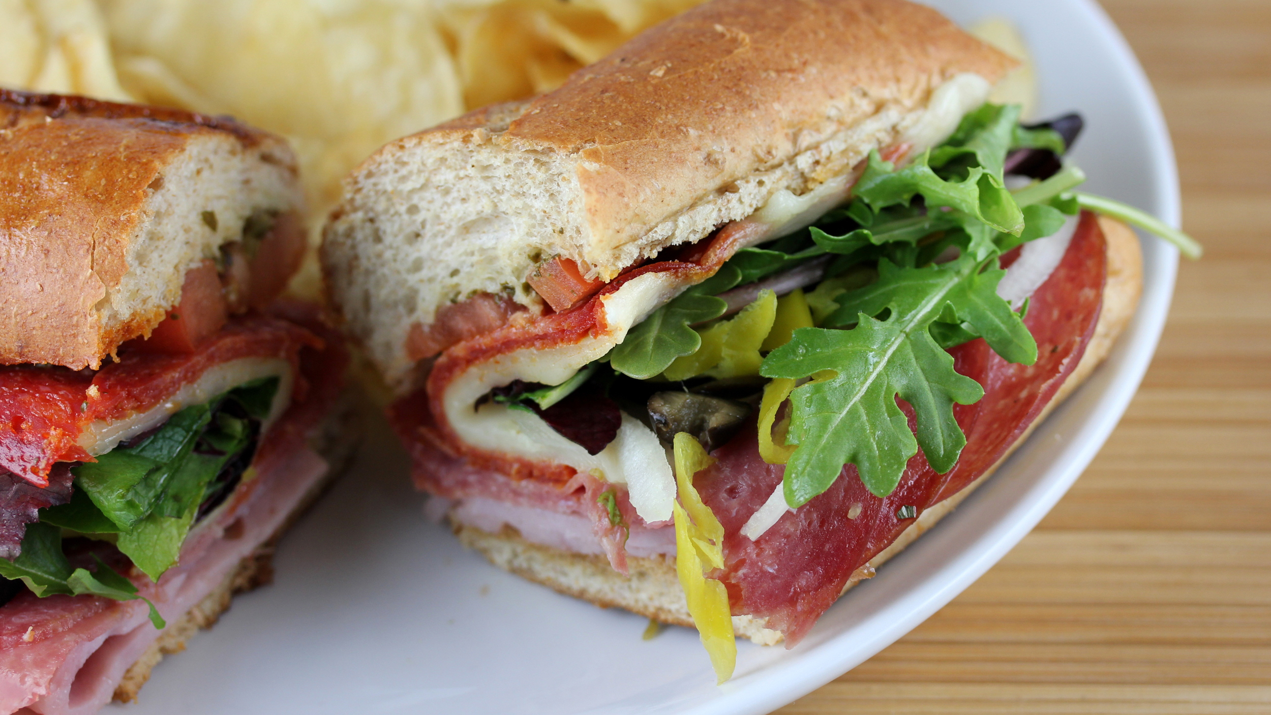 The Best Sub Sandwich Recipes A Classic Italian Sub A