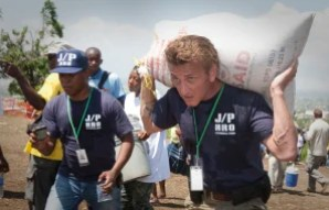 Sean Penn and Haiti: Love in time of cholera - today ...