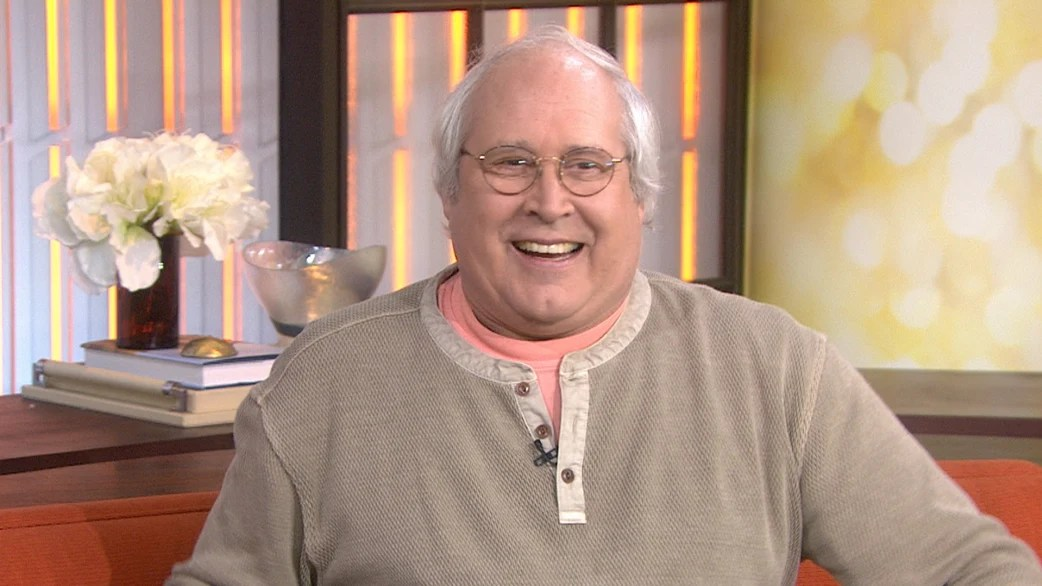 Chevy Chase   So silly of me  to have left  SNL    TODAY com Chevy Chase   So silly of me  to have left  SNL