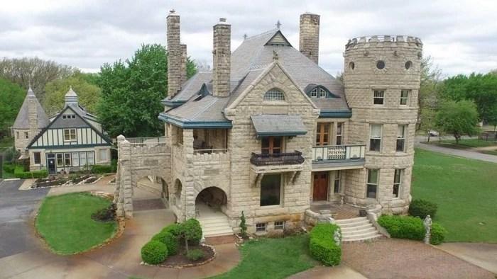 Image result for modern castles