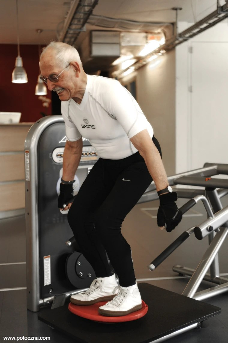 Worlds Fittest 96 Year Old Charles Eugster Shares Die
