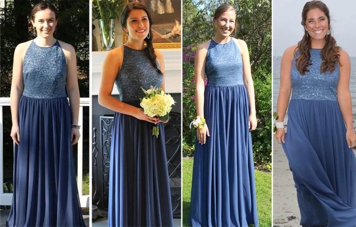 Sisterhood of the traveling prom dress