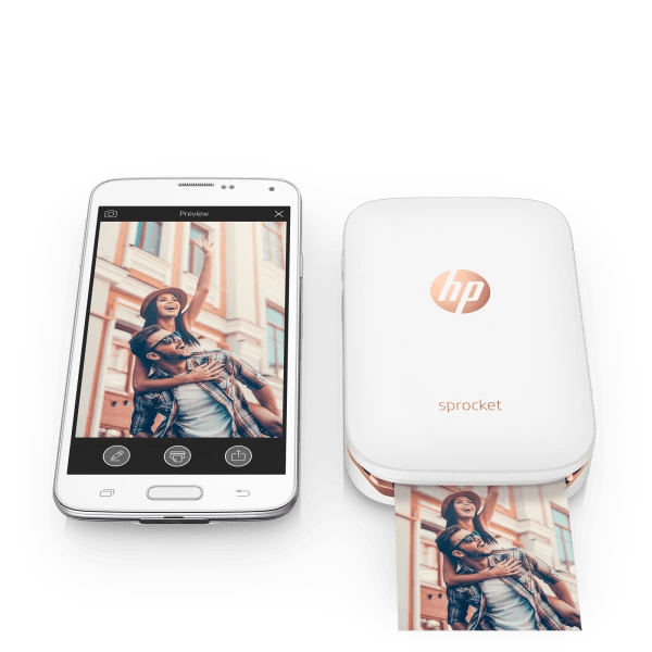 HP Sprocket Photo Printer Today Show