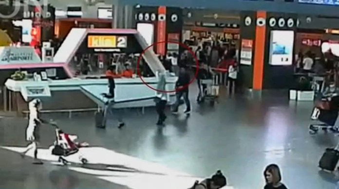 Image result for kim jong nam airport