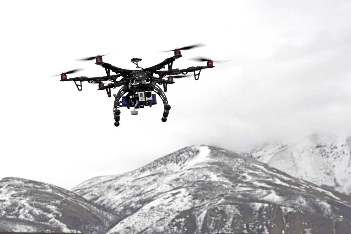 Weaponized Drones Connecticut Bill Would Allow Police To