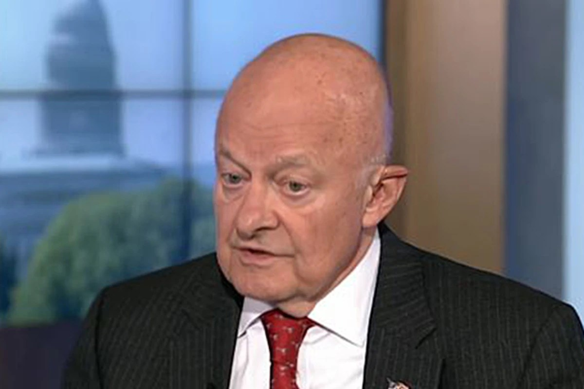 Obama's intel chief: 'I don't know if there was collusion'