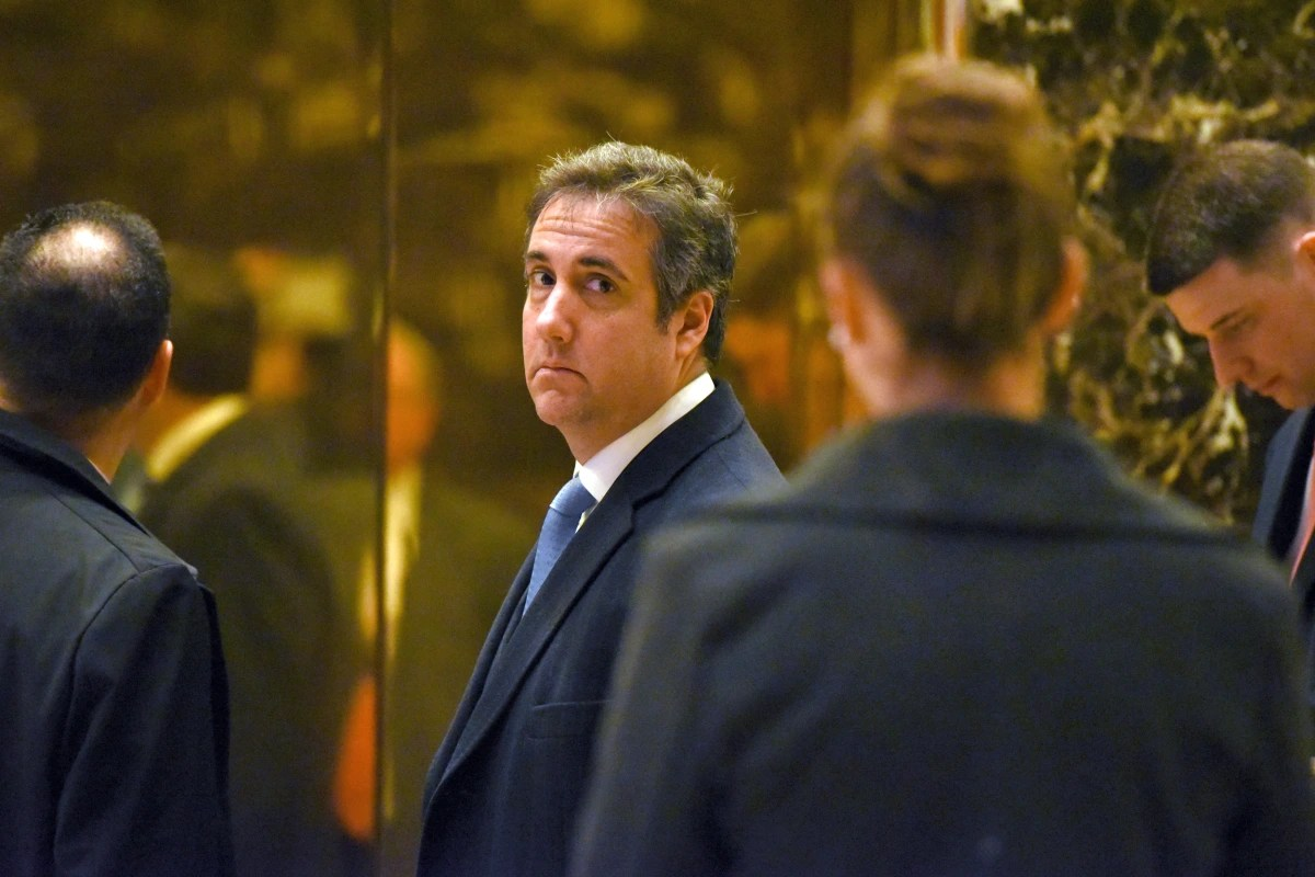 Russian Federation  investigation now includes Trump's personal attorney