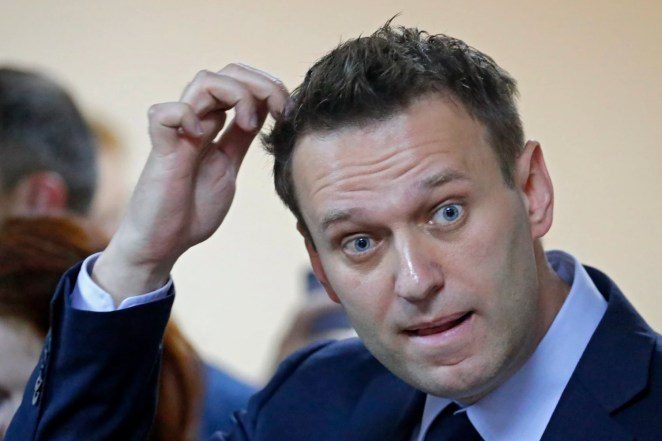 Image result for Alexei Navalny