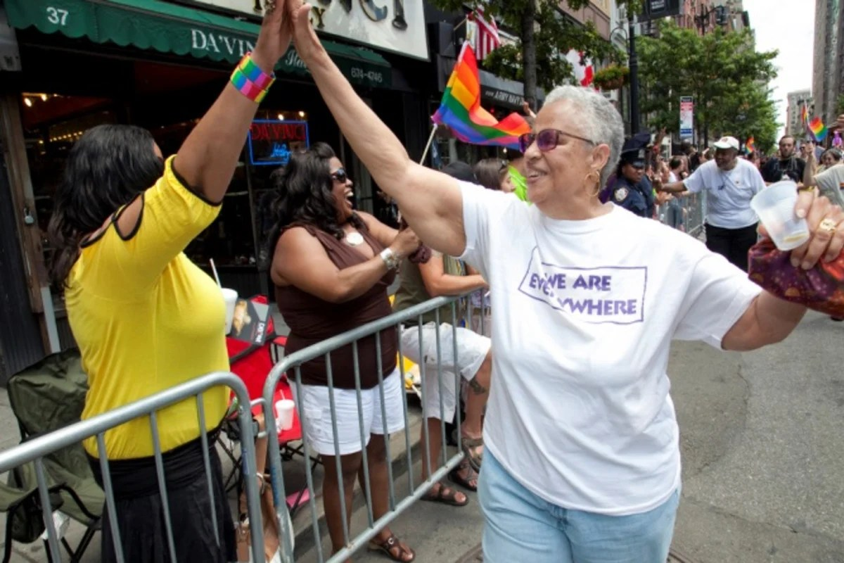 Black Gray And The Perils Of Aging Lgbtq People Of Color