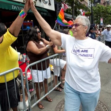 Image: Research on the aging LGBTQ community is sparse