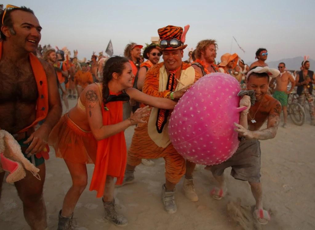 Burning Man Marisha Ray Nude-1317