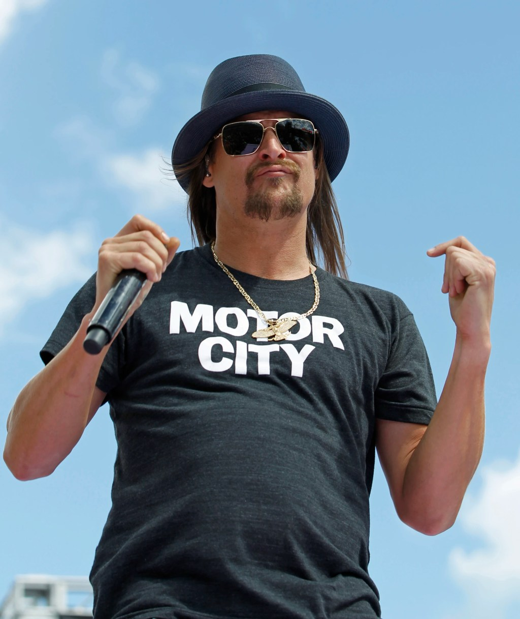 Kid Rock has special message for liberals and media who think 'deprogramming' Trump supporters is a good idea