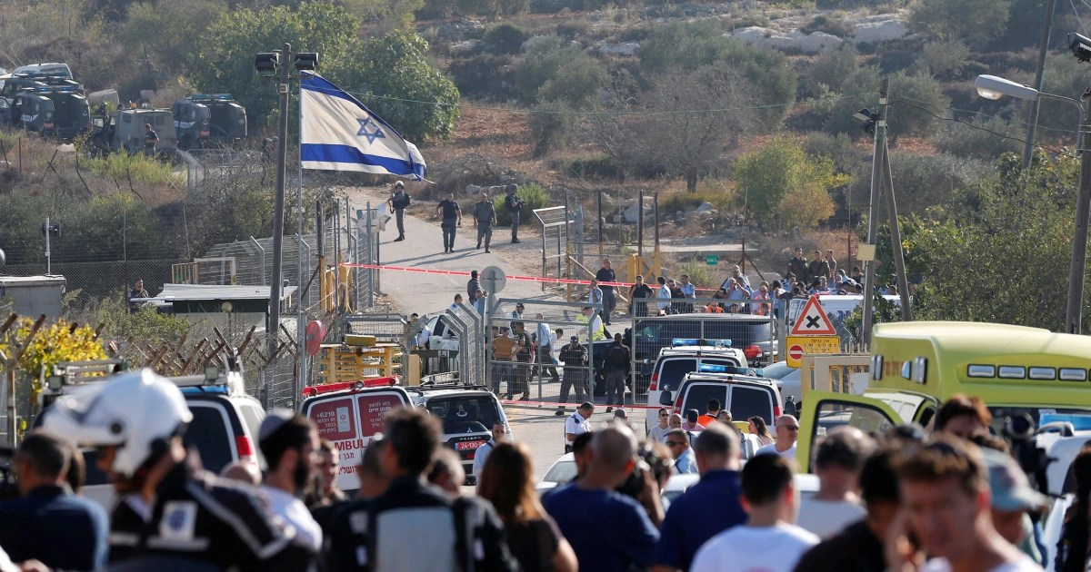 Three Israelis Shot Dead By Palestinian At West Bank
