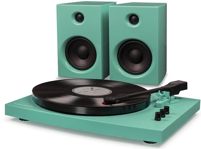 Bluetooth turntable gifts for teens