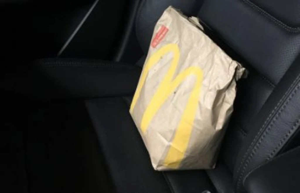 This Guy Used His Car S Passenger Seat Warmer To Keep His Nuggets Warm
