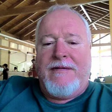 Accused killer Bruce McArthur appears in a photo posted on his social media account