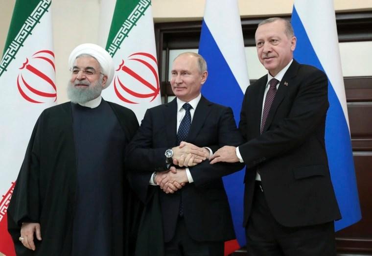 Turkey, Russia Call On U.s., Iran To Prioritise Diplomacy