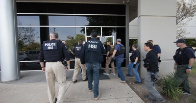 ICE arrests more than 280 at Texas business, biggest ...