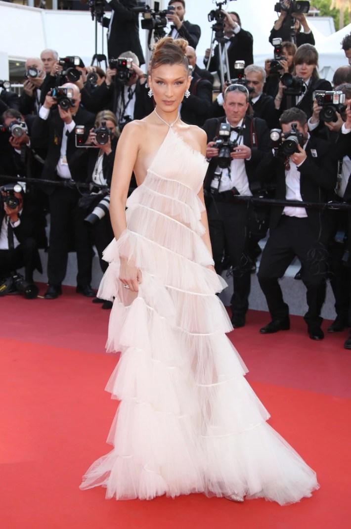 Bella Hadid Cannes Film Festival, Cannes Film Festival 2019, Cannes Film Festival red carpet