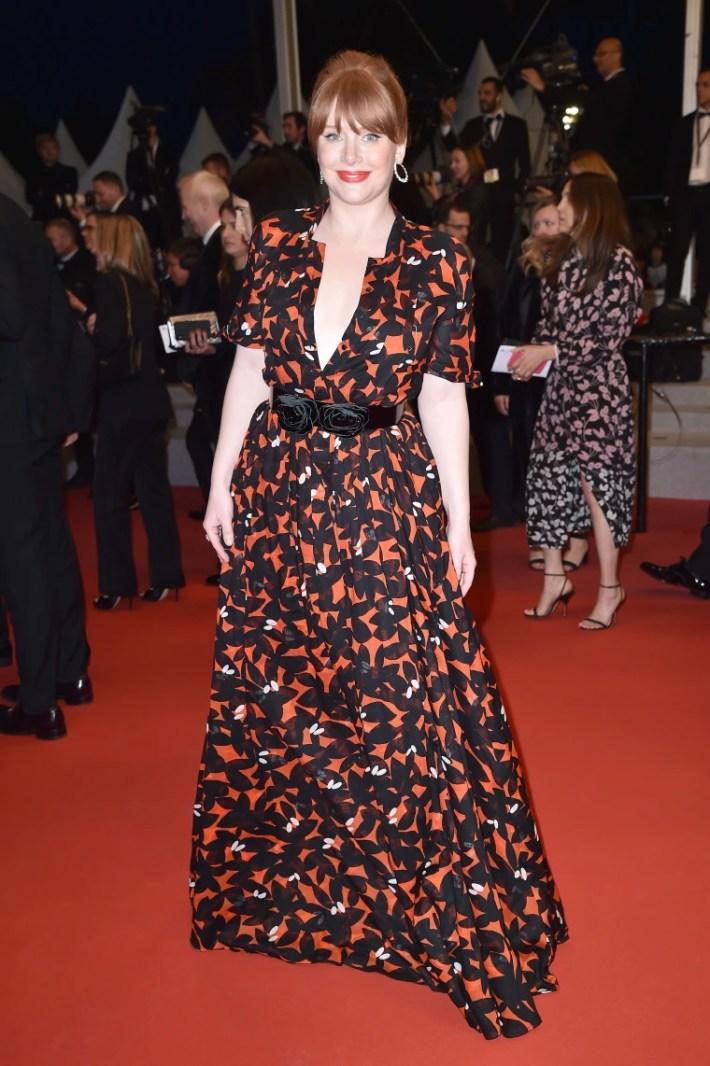 Bryce Dallas Howard Cannes Film Festival