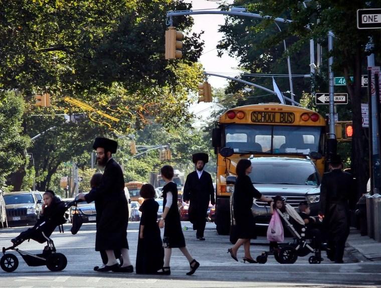 New York Increases Police Presence In Jewish Areas After String Of Attacks