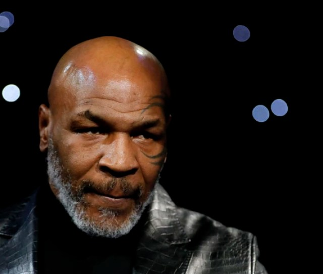 Mike Tyson Cries As He Reveals He Feels Empty After Retiring