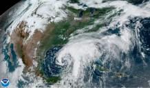 Tropical Storm Cristobal Advances Toward Gulf Coast With Heavy Rains, Flooding, and Mudslides