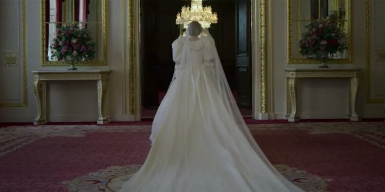 'The Crown' season 4 trailer offers peek at Princess Diana