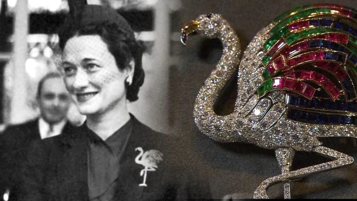 Duchess Kates Wedding Tiara Lizs Ruby Necklace On