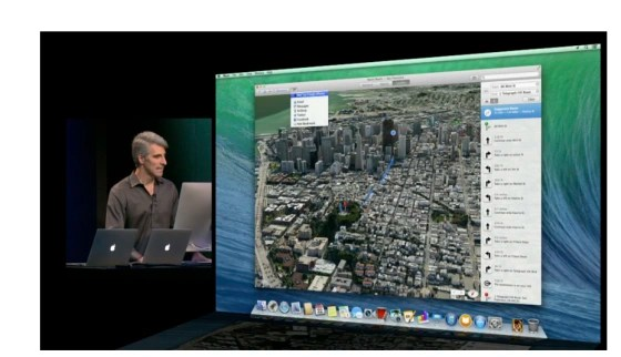 Map Updates on OS 10.9 Mavericks