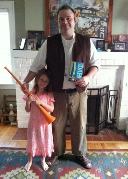 Dad Has Awesome Response To His Daughter Dressing As Han