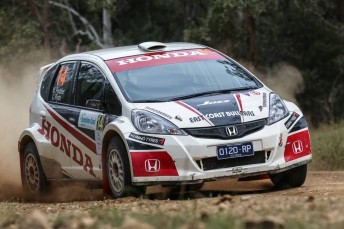 Honda Withdraws From Australian Rally Championship Speedcafe