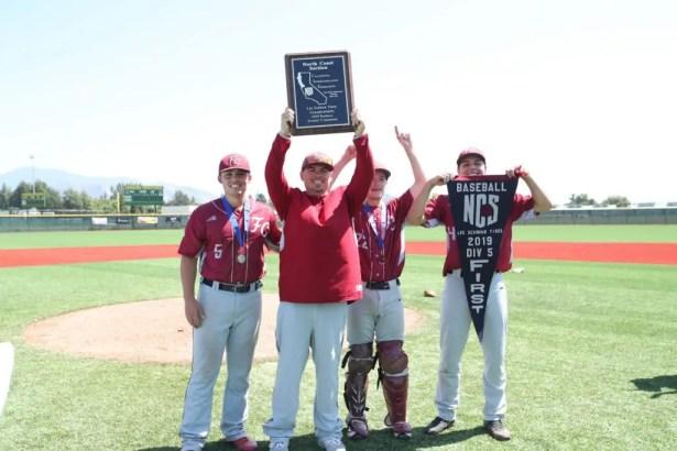 Fremont Christian Baseball, Bubba Gomez, Warriors