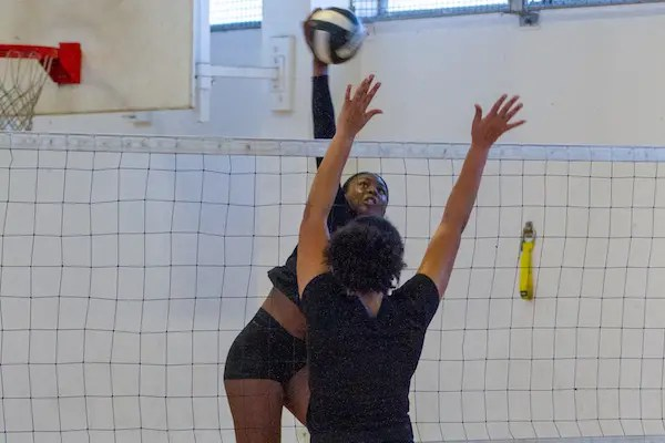 Bishop O'Dowd volleyball, Michelle Ohwobete