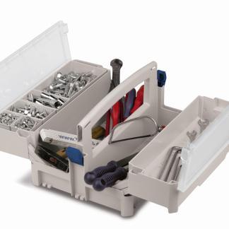 Toolbox och Storagebox