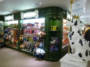 Harrods Pet Kingdom det nödvändigaste i leksaksväg