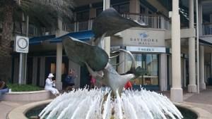 Shopping på Grand Cayman