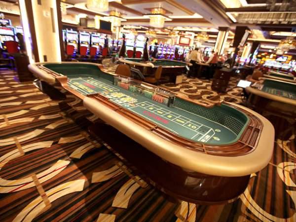 Casino Games Craps in Baltimore