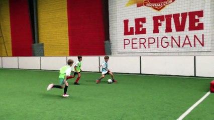 jeu a themes les jeunes asptg stage foot five perpignan 10 08 2018 n 1 sur orange videos