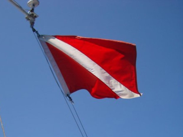 Dive+Flag