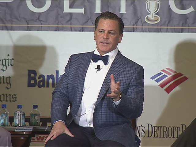 Dan Gilbert suggests Pistons move downtown
