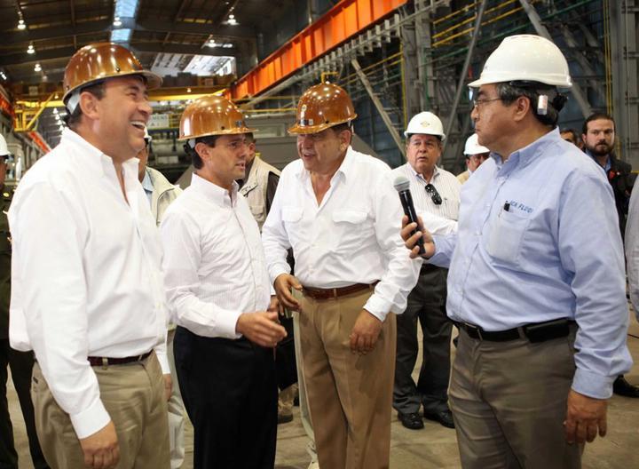 Me parece perverso 518717 Peña Nieto inaugura el Proyecto Fénix