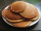Whole Wheat-Cinnamon Pancakes