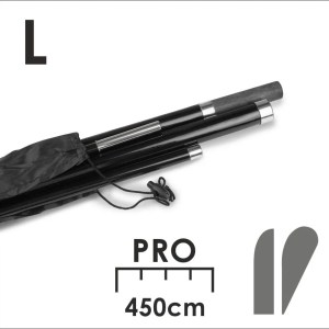Maszt flagowy WINDER pro L 450 cm