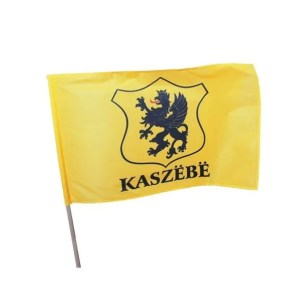Flaga Kaszebe kaszubska