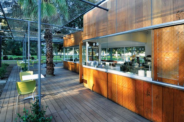 Reg Bartley Oval Grandstand And Kiosk Architectureau
