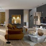 Fernseher Wohnzimmer Gestaltung Caseconrad Com