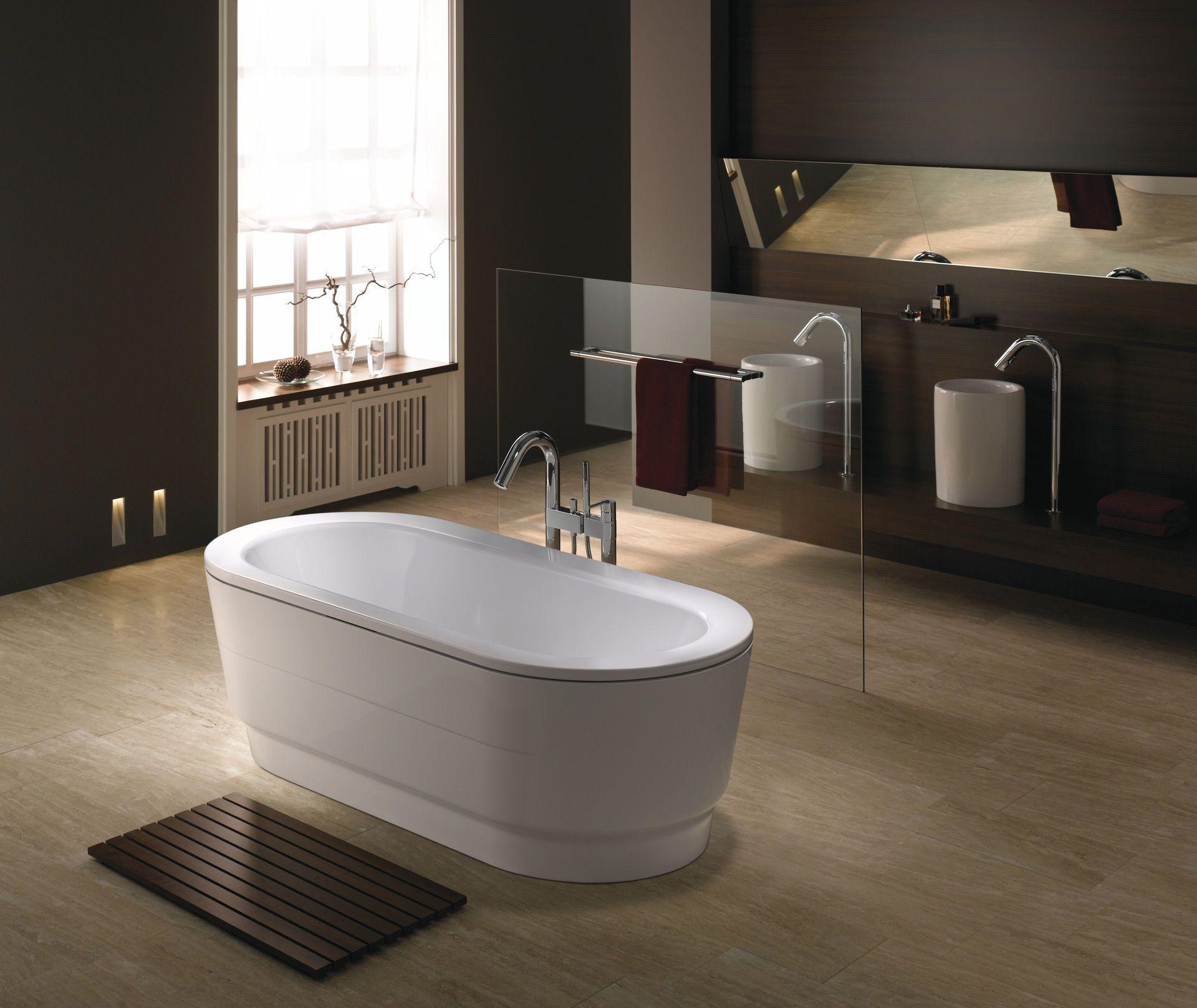Die Badewanne Designobjekt Und Entspannungsoase Bauemotion De