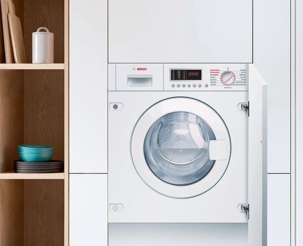 Waschmaschine Mit Trockner Bosch