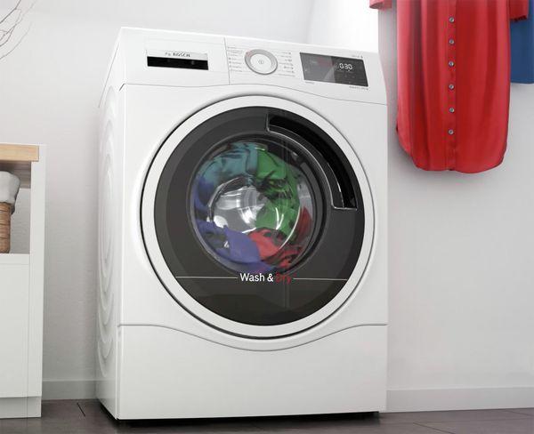 Waschtrockner Bosch Hausgerate